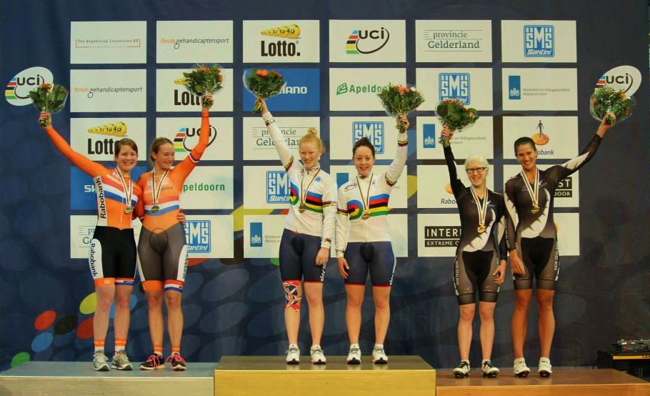 Helen World Champion